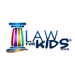 lawforkids.org homepage